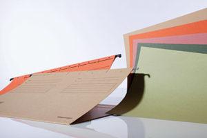 Kraft File Board